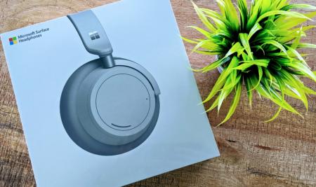 Test: Microsoft Surface Headphones für Business User?