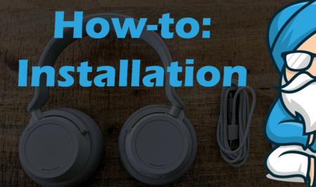 How-to: Installation Microsoft Surface Headphones unter Windows 10